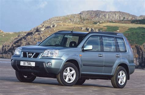 Nissan X Trail Photo by Nissan X Trail Station Wagon 2001 2007 Photos Parkers