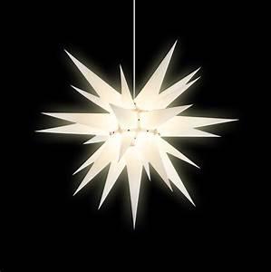 Herrnhuter Stern Beleuchtung : herrnhuter stern i7 wei papier 70 cm von herrnhuter sterne ~ Michelbontemps.com Haus und Dekorationen
