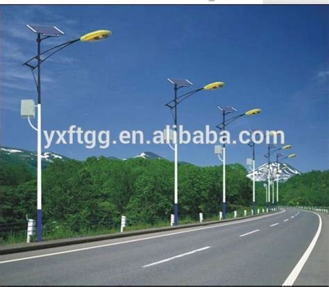 solar street l post outdoor solar wind street l post for sale buy outdoor