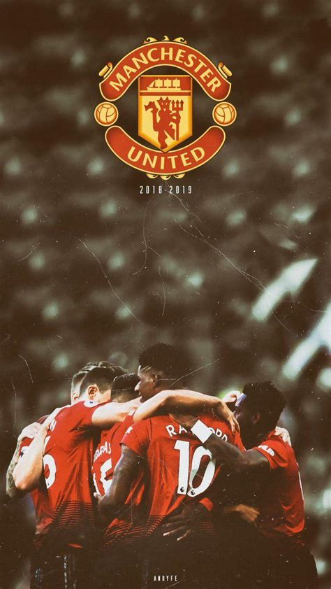 Manchester United 2019 Wallpapers - Wallpaper Cave