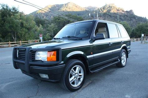 1999 Land Rover Range Rover by 1999 Land Rover Range Rover Awd 4 6 Hse 4dr Suv In