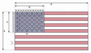 Archivo Flag Of The United States Specification Svg