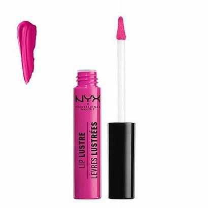 Retro Lip Nyx Lustre Tint Socialite Glossy