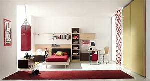 25 Cool and Colorful Boys Bedroom Design by ZG Group ...
