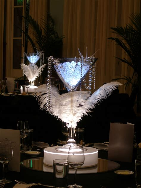 Great Gatsby Decorations - great gatsby prom dinner nick s graduation and liv