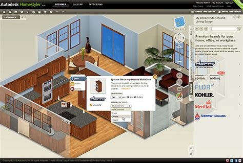 Autodesk Launches Easytouse, Free 2d And 3d Online Home