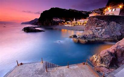 Portugal Sol Ponta Wallpapers Madeira Island Resolutions