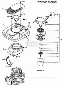 Robin  Subaru Eh18v Parts Diagram For Cooling  Starting
