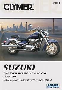 Suzuki Intruder  U0026 Boulevard Motorcycle  1998