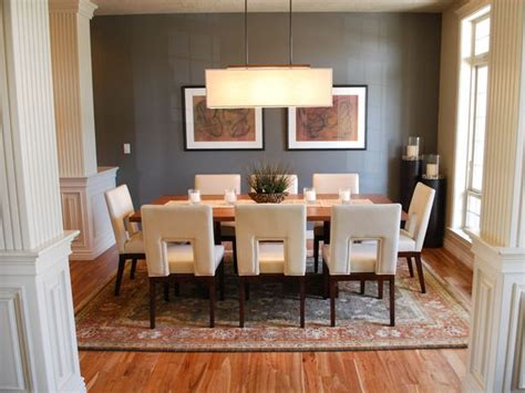 I Really Like This Formal Dining Area. Transitional Design