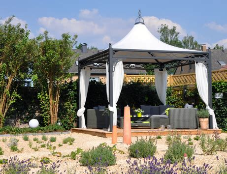 Bowi Outdoor Living  Profi Pavillon Roma