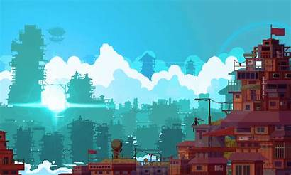 Pixel Background Inspiration Medium Progress Games 8bit