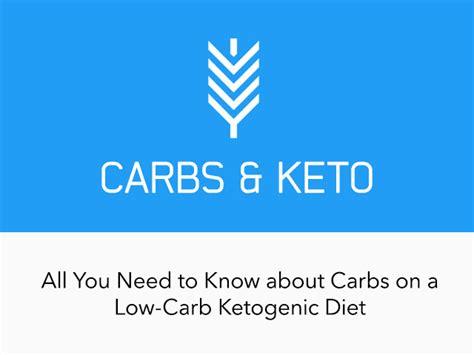 carbs    carb ketogenic