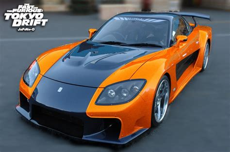 Veilside Mazda Rx7 From The Fast And The Furious