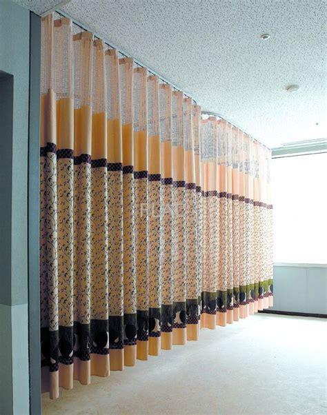 hospital retardant cubicle curtain flac china
