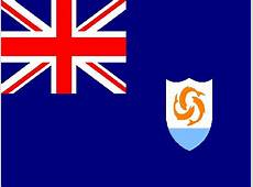 National Flag Of Anguilla PicturesAnguilla Map National