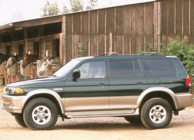 kelley blue book classic cars 2001 mitsubishi montero electronic throttle control 1999 mitsubishi montero sport pricing ratings expert review kelley blue book