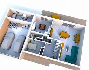 vos avis sur mon plan de maison avec vues 3d 31 messages With maison sweet home 3d 12 plan maison 3d sur terrain