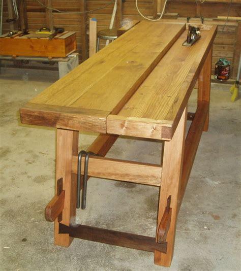 moravian workbench  fraxinus  lumberjockscom