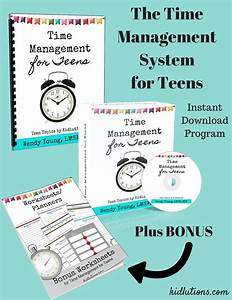 Time Management System For Teens