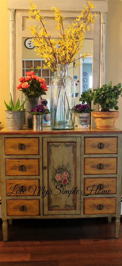 decorate  fake flowers tips tricks love  simple home
