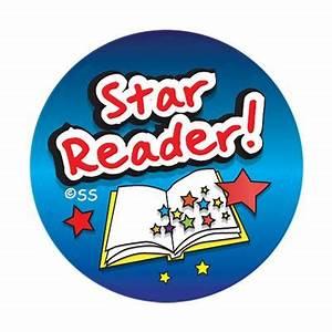 Star Reader Literacy Stickers