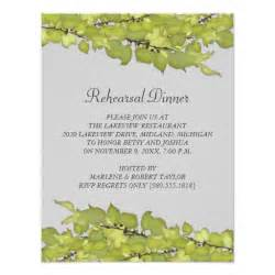 wedding rehearsal invitations wedding rehearsal dinner invitations zazzle