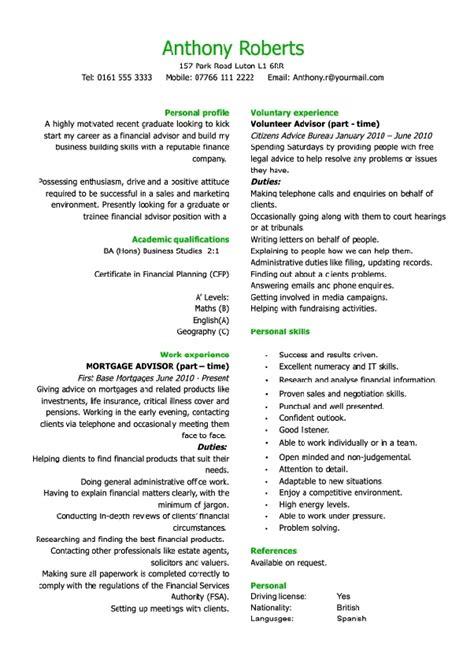 professional curriculum vitae format template resume builder