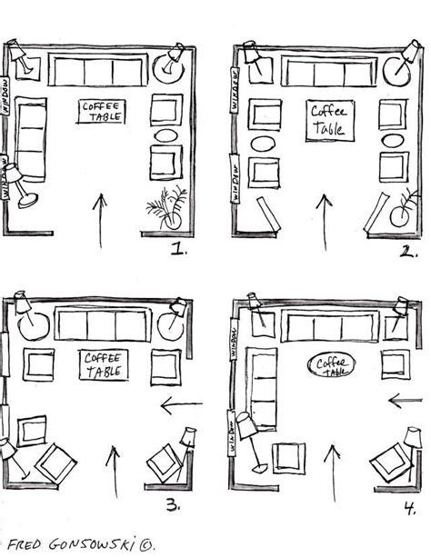 L Shaped Living Room Floor Plans by 16 X 16 Living Room Floor Plan Options Without Fireplace