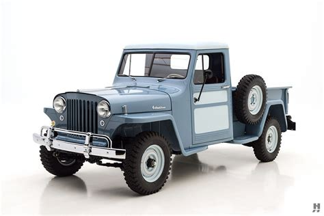 Jeep Truck by 1948 Willys Overland Jeep Hyman Ltd Classic Cars