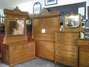 Antique Oak Bedroom Furniture Bedroom Furniture Reviews