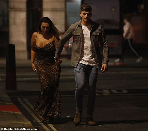 Lauren Goodger Sizzles In Slinky Leopard Print Maxi Dress As She Steps Out To Film Celebs Go