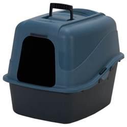 cat litter box basic hooded litter box set cat supplies gregrobert