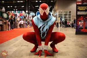 Scarlet Spider - C2E2 by cry-baby-cry on DeviantArt