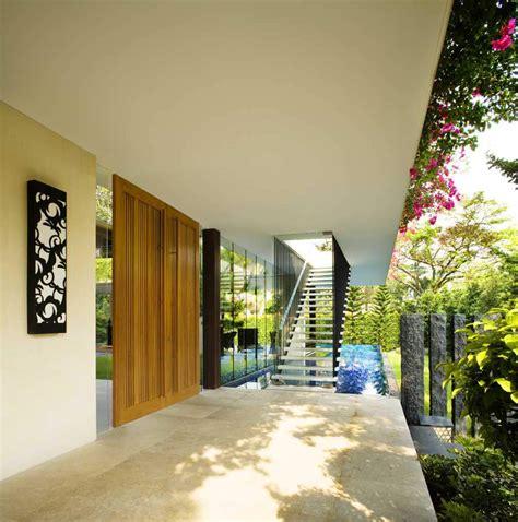 contemporary tropical house tanga house modern home design decor ideas