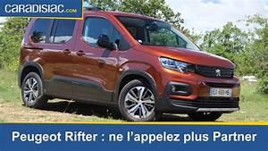 Peugeot Rifter Interieur : essai peugeot rifter ne l 39 appelez plus partner youtube ~ Dallasstarsshop.com Idées de Décoration