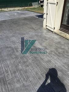parquet imitation beton obasinccom With parquet imprimé