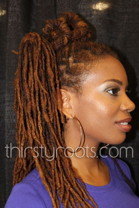 hair styles for locs locs hairstyles