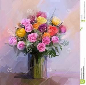bouquet de fleurs dans un vase With déco chambre bébé pas cher avec bouquet de fleurs Á domicile