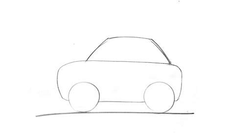 cartoon car drawing draw a cartoon car side view junior car designer