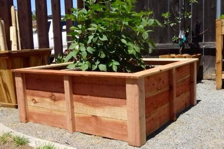 redwood raised garden beds redwood style 3 custom raised gardens raised garden bed