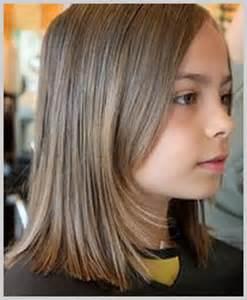 coupe de cheveux pour fille coupe cheveux fillette
