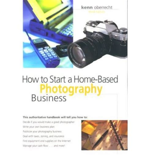 How To Start A Homebased Photography Business Kenn