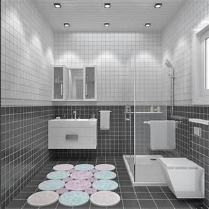 Exemple salle de bain 4m2 10 amenagement de salle de for Exemple amenagement salle de bain