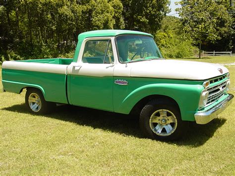 1965 Ford Truck by 1965 Ford Truck Treasure