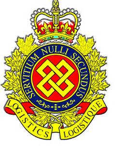 Canadian Army Logistics Crest
