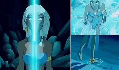 Disney Atlantis Lost Empire Kida Crystal Chamber