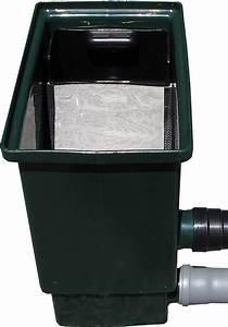Teichvolumen Berechnen : fadenalgen filter mit edelstahl bogensieb 300 mikron f r 38mm 50mm schl uche bogensieb ~ Themetempest.com Abrechnung