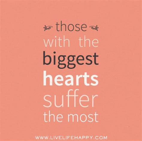 Big Heart Quotes Goodreads
