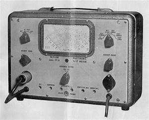 Taylor Electrical Instruments -- 171a